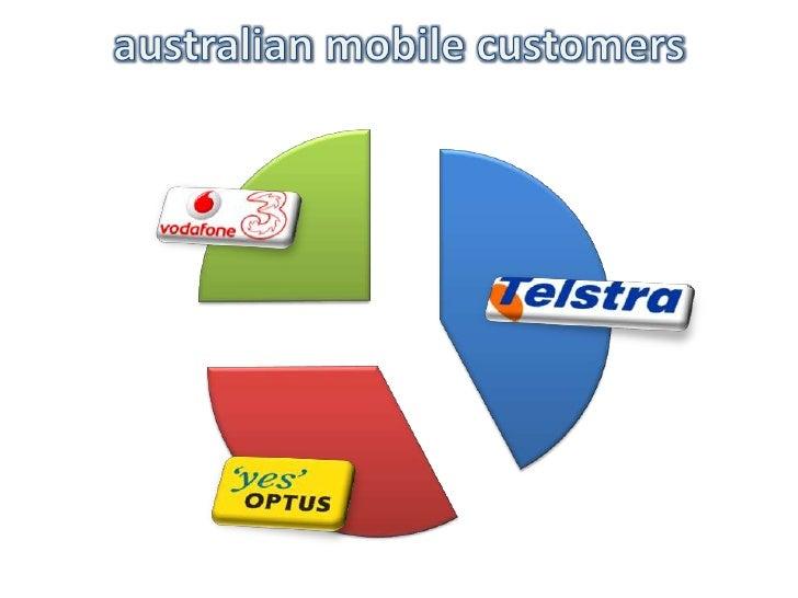 australian mobile customers<br />