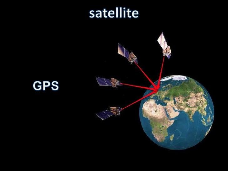 satellite<br />GPS<br />