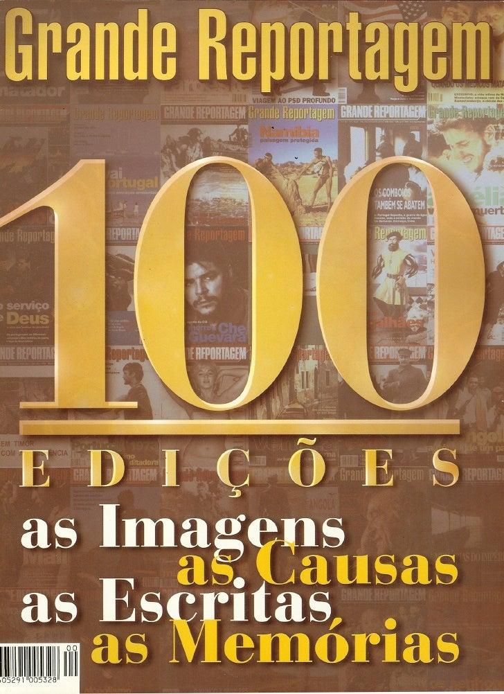 Grande Reportagem – edição 100