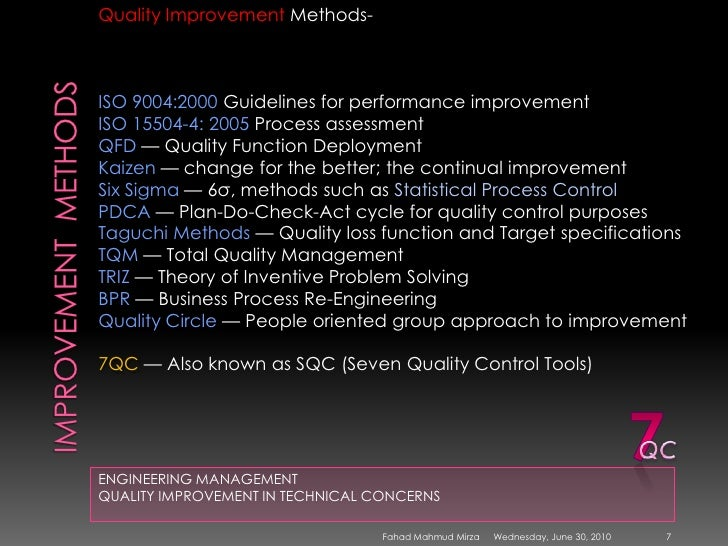 7 quality control tools pdf