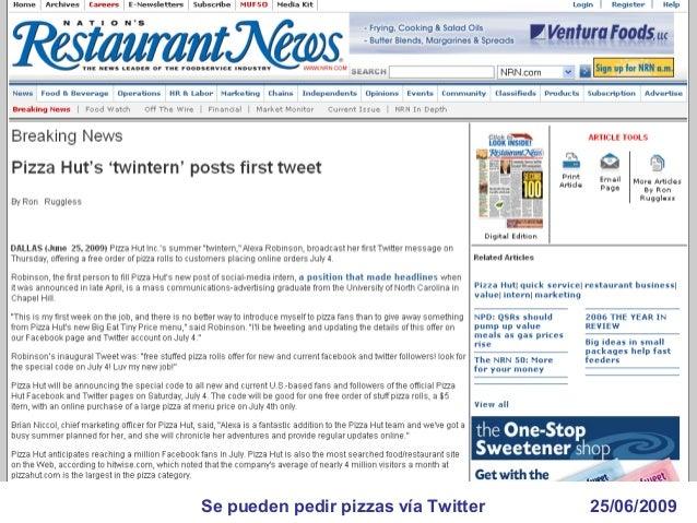 Septiembre 2009. Twitter apuesta por la 'geolocalización'