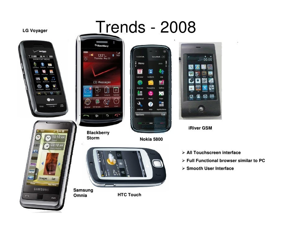 Smartphones Revolutionized Society in Less Than a Decade
