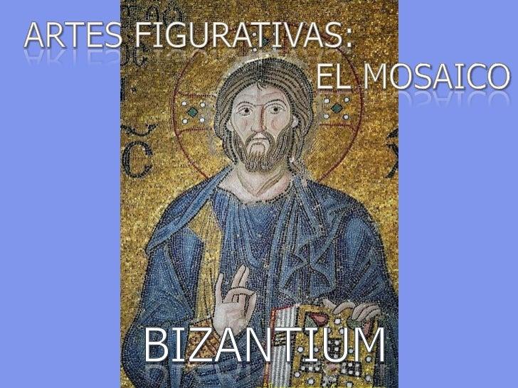 El Mosaico en el arte bizantino