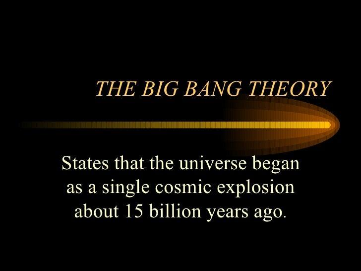 Goodbye Big Bang, hello black hole? A new theory of the universe's creation