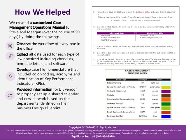 creating an operations manual for a small business a case study rh slideshare net business operations manual sample business operations manual example