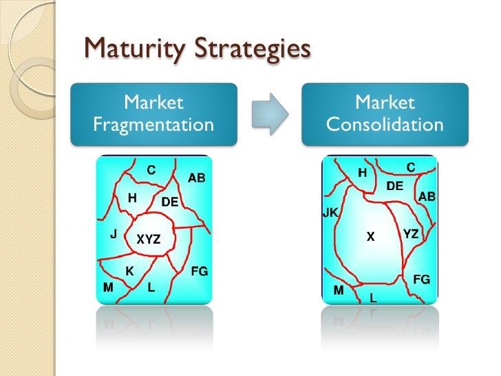 Maturity Strategies