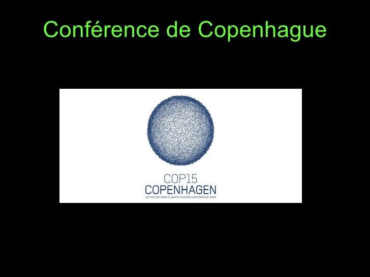 Conférence de Copenhague