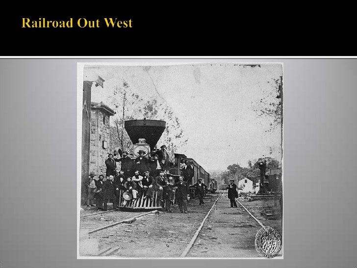 Railroad Out West<br />