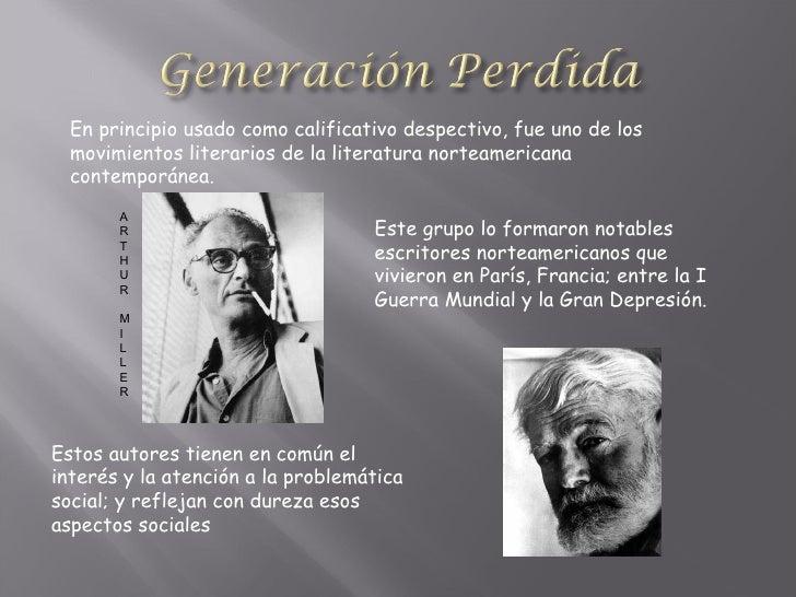Contexto Hist.-E.Hemingway Slide 2