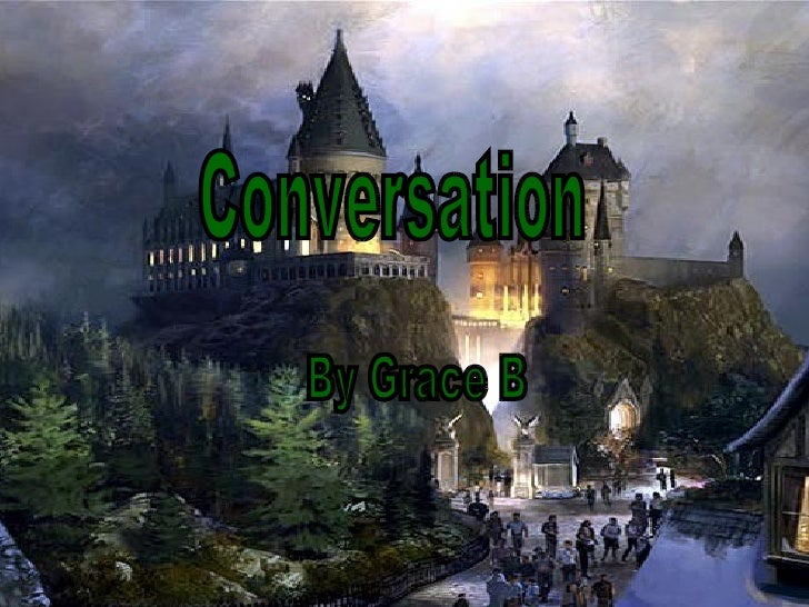 Conversation By Grace B