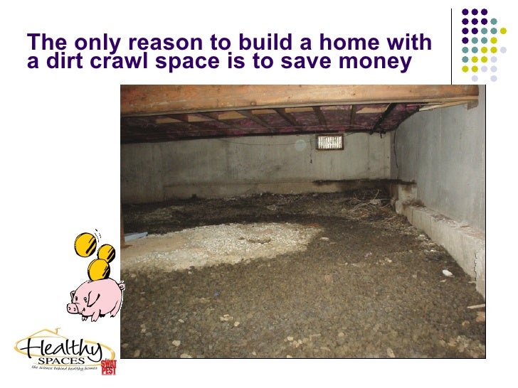 Healthy Space Crawlspace Fix To Damp, Wet, Moldy, And Unhealthy Crawl…