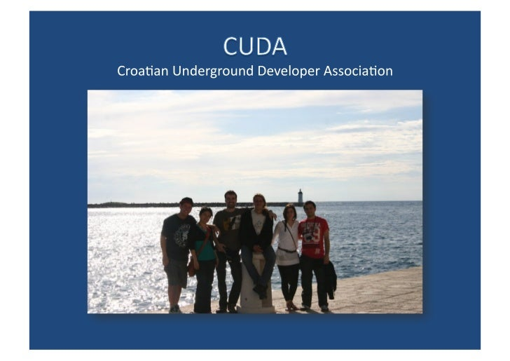 Introduction to parallel computing using CUDA Slide 3