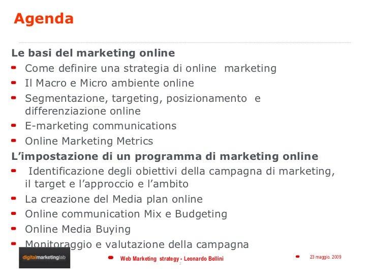 Internet marketing Strategy Slide 2