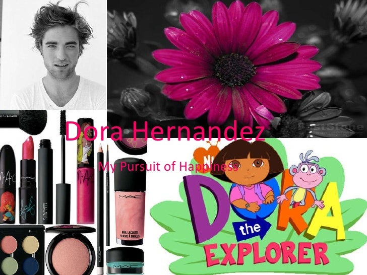 Dora Hernandez My Pursuit of Happiness …………………………………… 00000000000000000000000000000000000000000000000000000000000000000000...