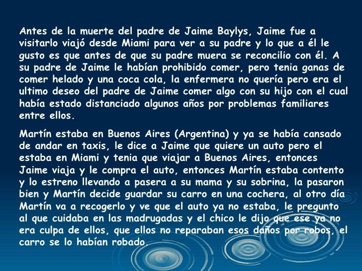 Jaime Bayly El Canalla Sentimental Bayly acusó a poleo de defender a la dictadura de maduro. jaime bayly el canalla sentimental