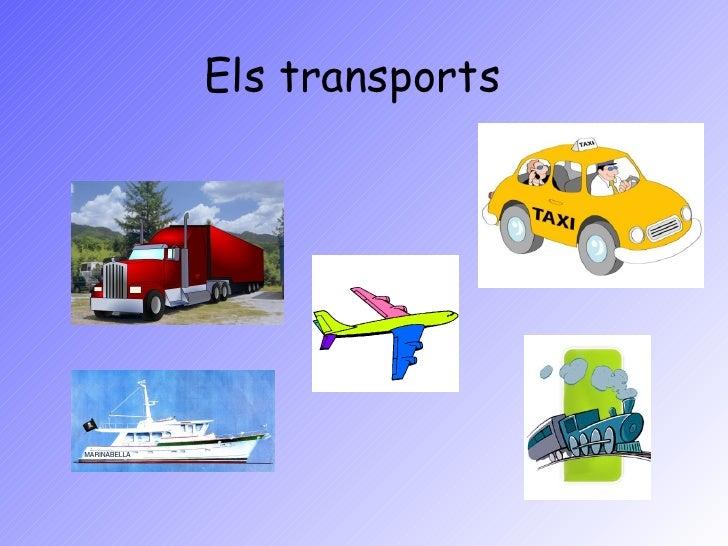 Els transports