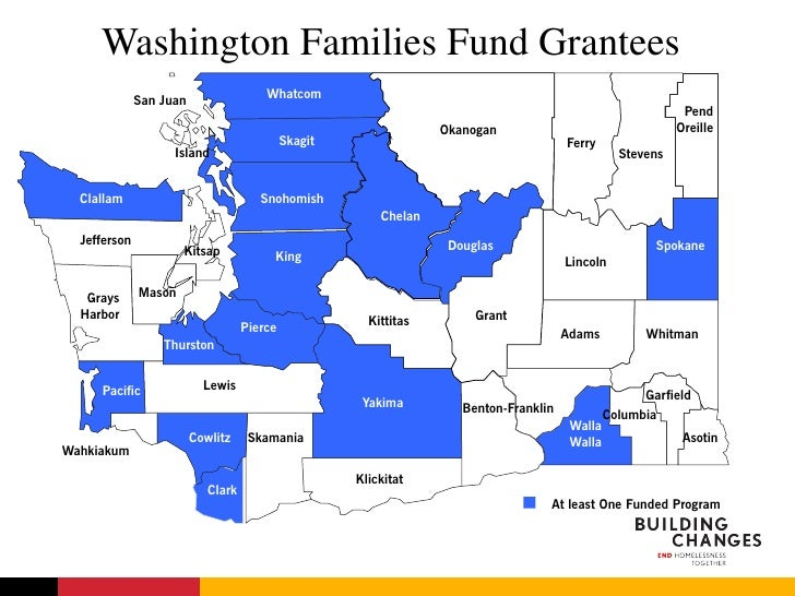Washington State Building Communities Fund