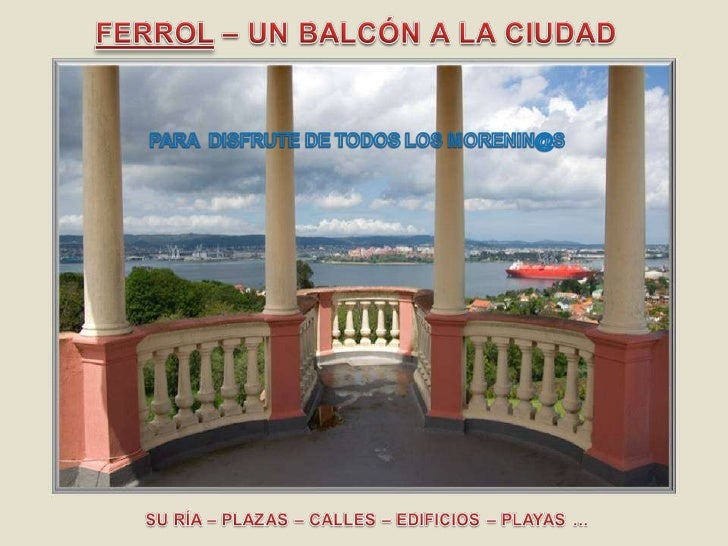 Ferrol Slide 1