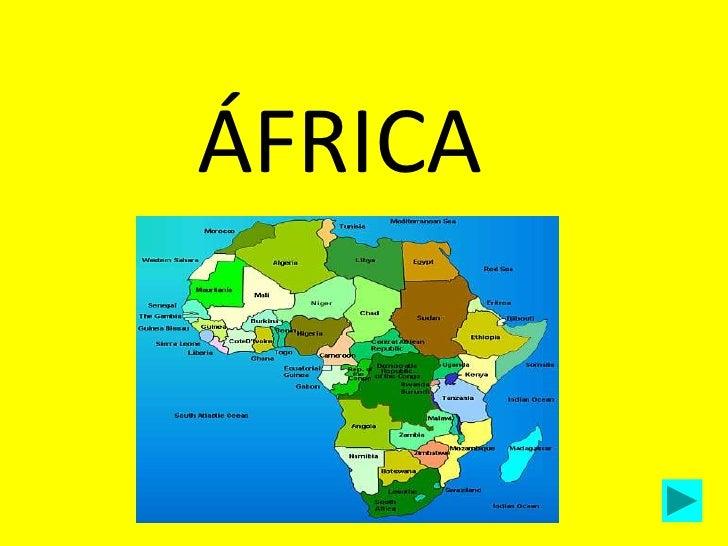 ÁFRICA<br />
