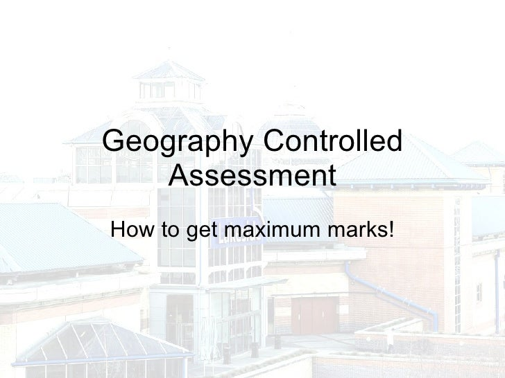 geography past papers