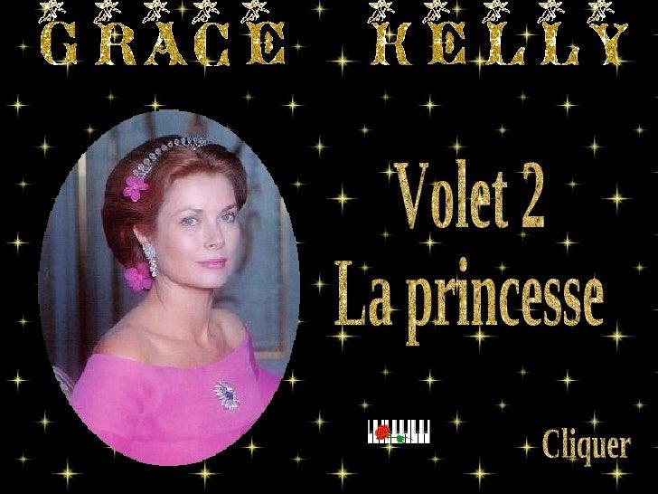 Volet 2 La princesse Cliquer