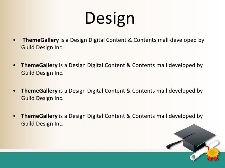 graduation powerpoint templates