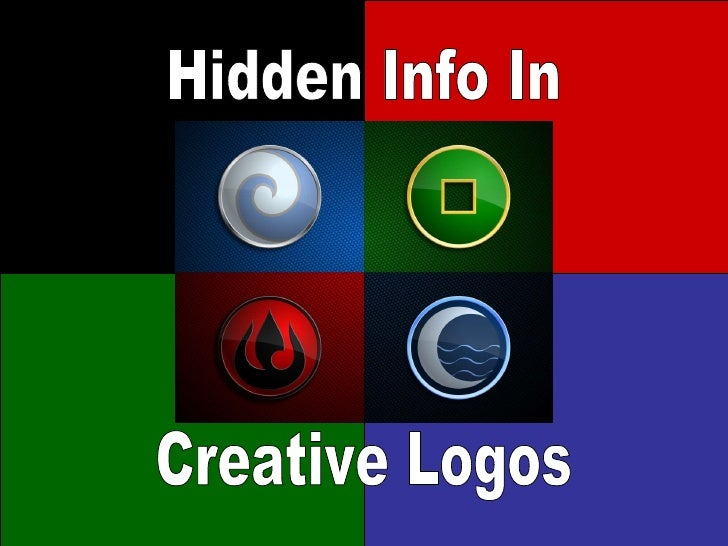 Hidden Info In Creative Logos