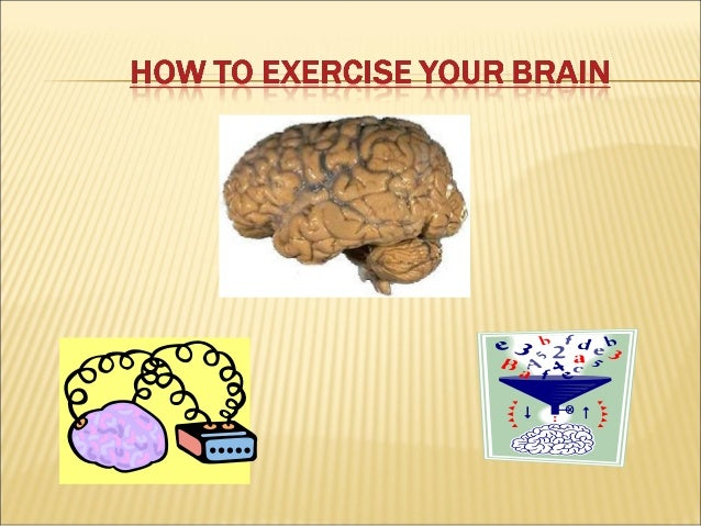Scientists believe that exercising your brain can create a 'cognitive reserve' that will help you stay sharp as you age