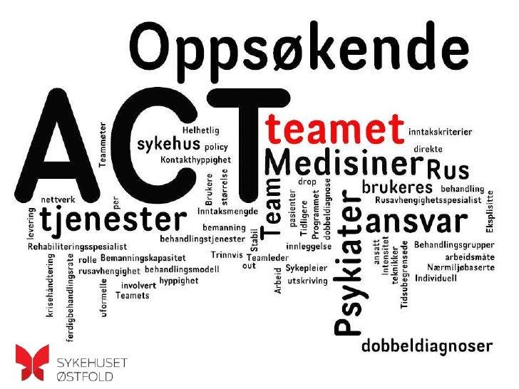 ACTAssertiveCommunityTreatment<br />1<br />