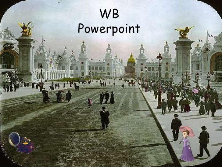 WB Powerpoint<br />