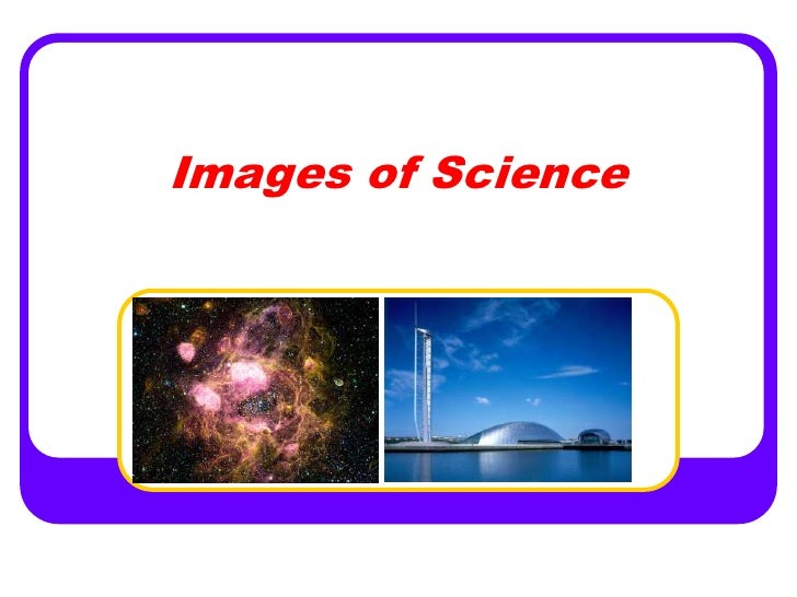 Images of Science