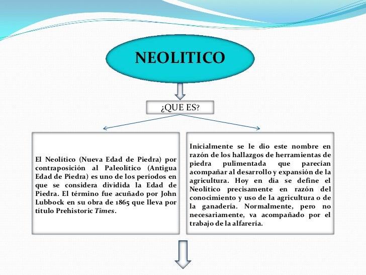 Arte paleoltico y neoltico