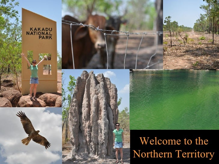 Randoms Welcome to the  Northern Territory