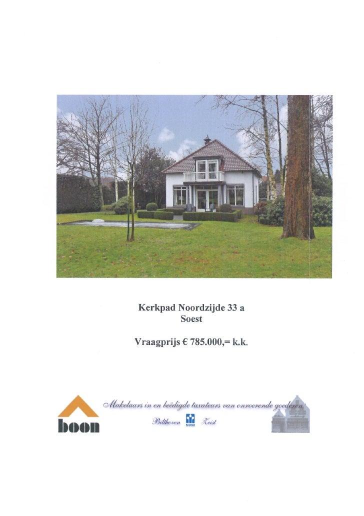 Kerkpad Noordzijde 33 A Soest (www.boonmakelaars.nl)