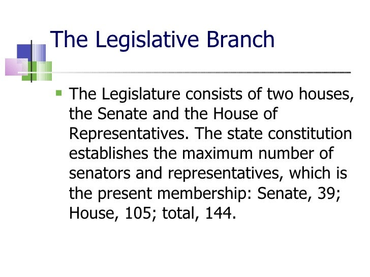 What Are The Two Houses Of The Legislative Branch How To Be Effective At Louisiana Legislature