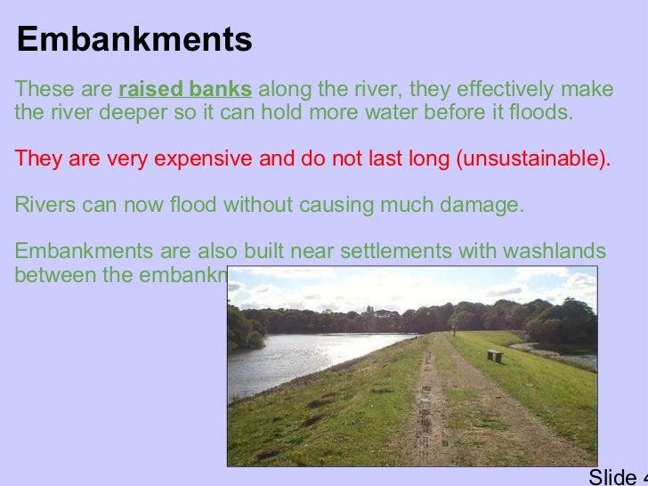 Managing Floods