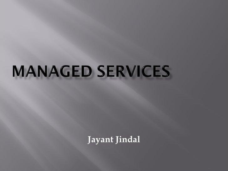 Jayant Jindal