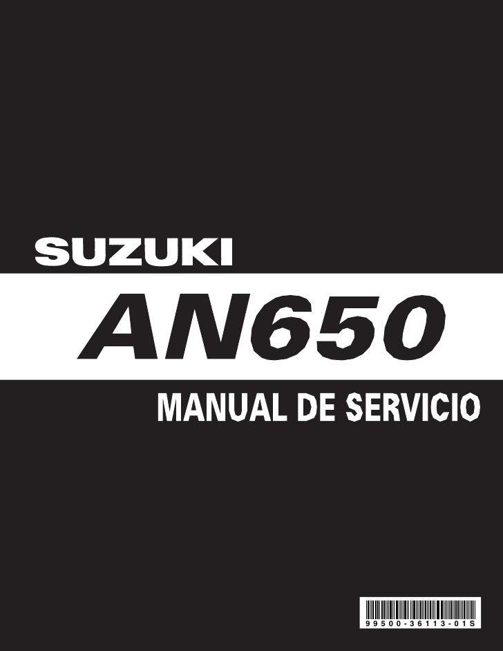 Manual de Taller B650