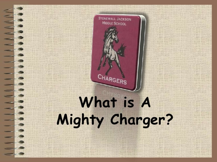What is AMighty Charger?<br />