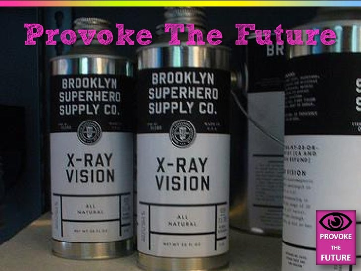 Provoke The Future