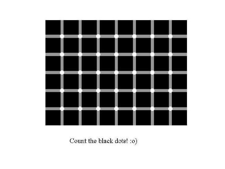 Optical illusions! Slide 3