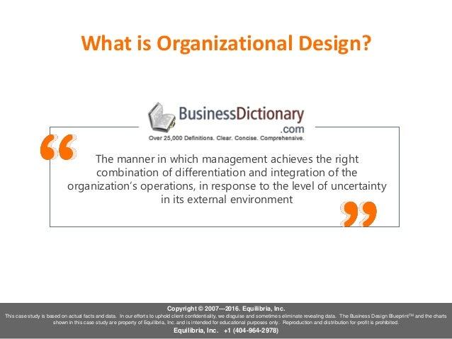 small business organizational chart