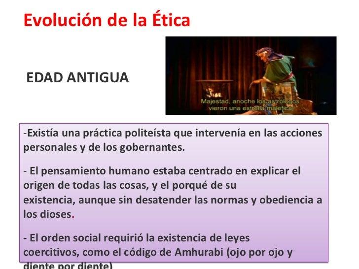 Etica su origen y evoluci n for Epoca contemporanea definicion