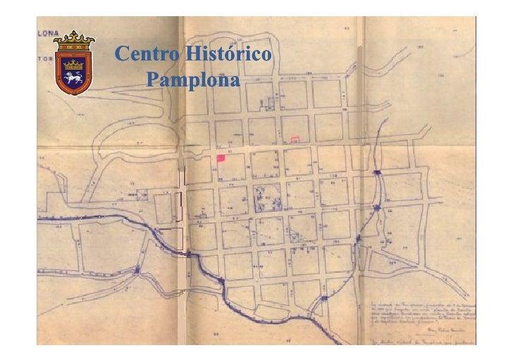Pamplona virtrual - Pamplona centro historico ...