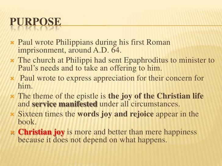 Epistle of Polycarp to the Philippians