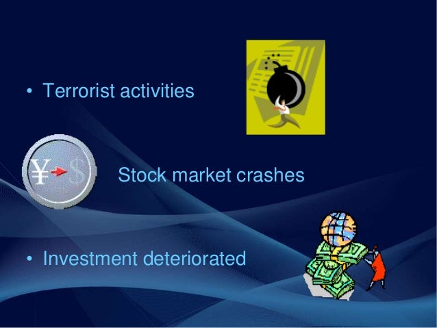 influence of terror on pakistan stock market returns The market's reaction to unexpected, catastrophic events: the case of airline stock returns and the september 11 the attacks the quarterly review of economics and finance, 44, pp 539-558 drakos, k (2004).