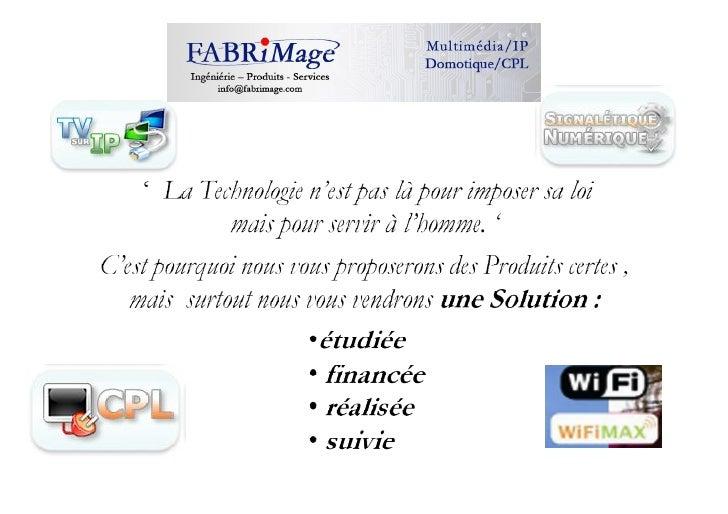 Etudes & Ingéniérie                Solutions & Services       POUR L'HÔTELLERIE ET LE BATIMENT                  COLLECTIF ...