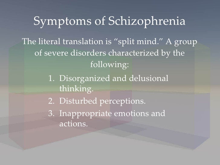 the disease of schizophrenia equally affects men and women Schizophrenia is one of the gravest mental illnesses that affect the way a person behaves men and women are equally prone to this disease schizophrenia affects men in their late teens and early twenties this disease affects women in their twenties and early thirties.