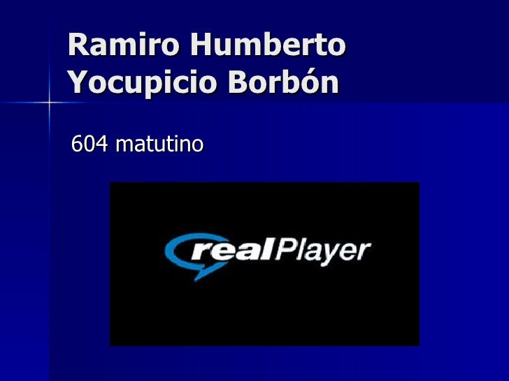 Ramiro Humberto Yocupicio Borbón 604 matutino