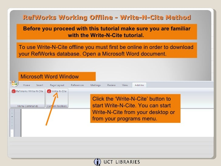 Citation and Research Management Tools